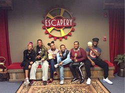 Awesome Time At The Escapery