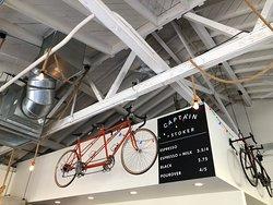 Captain + Stoker Cafe