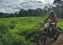 Green season dirt bike