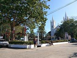 第二次世界大戦 静かな教会
