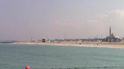 Domina il panorama sulla kite beach