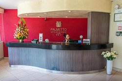 Disfruta la experiencia Palmetto!!!