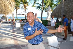 Carlos - One of the Best Bartenders in the Caribbean!