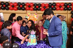 This pic is from my son's birthday party . regards Sid