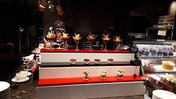 Quel choux au Red Oven!