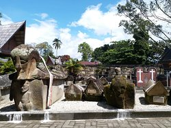 Tomb of the Sidabutar Kings
