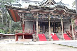 Hiyoshi Toshogu Shrine