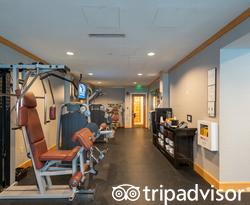 Fitness Center at the Mandarin Oriental, Boston