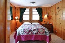 Cowboy Chalet Bedroom