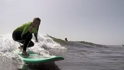 Surf Maspalomas school a dream for some reality for those who real want to do have fun. best surf lessons  in Maspalomas