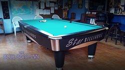 Blue Boar Inn Pool Table