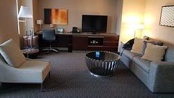 Junior suite 500+ sq.ft