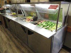 Ahhh salad bar