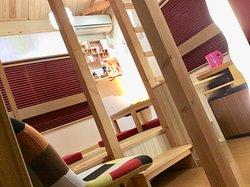 客室の雰囲気:Room atmosphere 《紅赤の間/BeniAka-Ma:201号室》