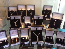 Sterling silver jewellery, just a small selection of our range