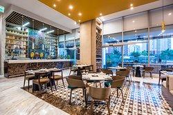 Si de gastronomía se trata ¡San Blas es el lugar ideal!  Deleita tu paladar con las más exquisitas especialidades y #ViveLaExperienciaCrowne
