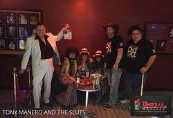Saturday night fever's, Tony Manero pays Unreal Escapes - Disco 54 a visit.