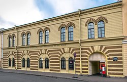 Museum of St. Petersburg Art of ХХ-ХХI Centuries