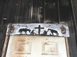 Jesse James Riding Stables - Stable Art