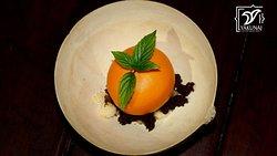 Chess cake de mandarina!