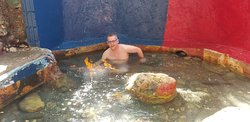 Firewater Mineral Healing Spring
