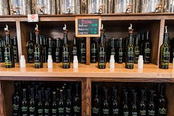 Some of the freshest Olive Oils from all over the world with high polyphenol counts.
