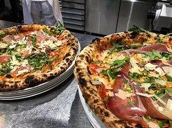 Barbarossa Wood Fired Pizza Kitchen & Bar