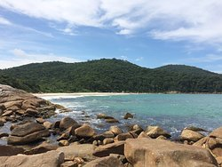 Praia do Sissial e dos Ilhéus