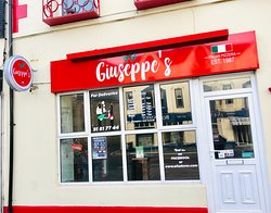 Giuseppe's Italian Pizzeria open since 1987 in Newtownards, Northern Ireland.
