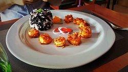Crevettes Pili-Pili