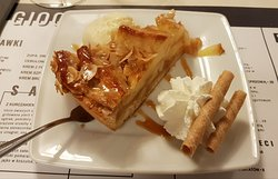 Apple Pie - Just what the Englishman needed ...