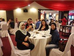 Delicious halal Dim Sum lunch