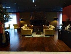 Flott hotell med hyggelig personale