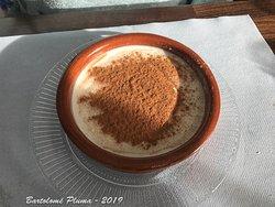 Crema catalana (sin quemar)