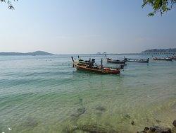 Embarcaciones para visita a las islas