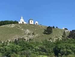 Svaty Kopecek v Mikulove