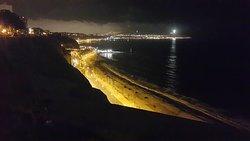 una excelente vista y un clima espectacular-Miraflores.