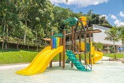 Parque aquático splash