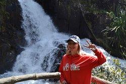 Datanla Falls. Второй уровень