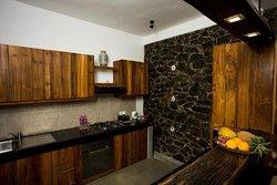 Suite Room kitchenette