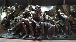 Meeting Place Statue