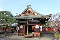 Goryojinja Shrine