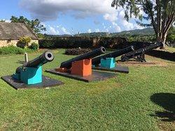 Fort James Tobago