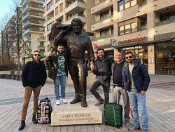 Bud Spencer Statue