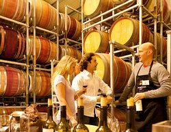 Getting to the heart of great wine - in the winery with the winemaker.