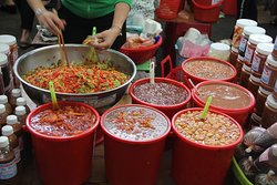 Different types of sauces used in Vietnam