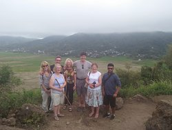 Another great family tour exploring waerebo village and around @2018