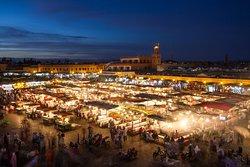 jamaa lafna square marrakech