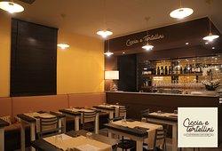 Il Localino, l'area ristorazione di Ciccia e Tortellini