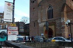 Abbaye Saint-Michel à Gaillac 81